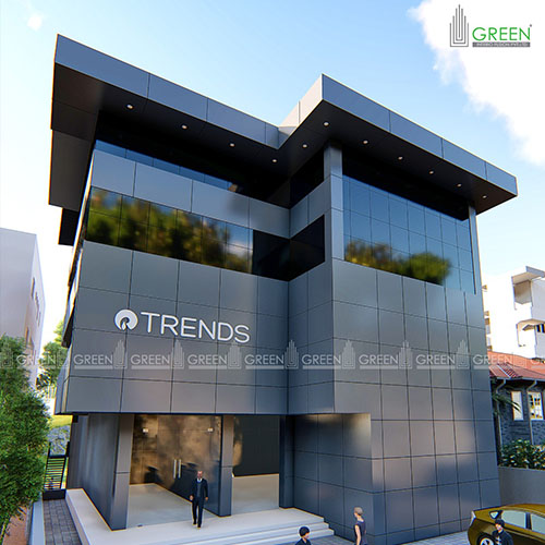 reliance trend building